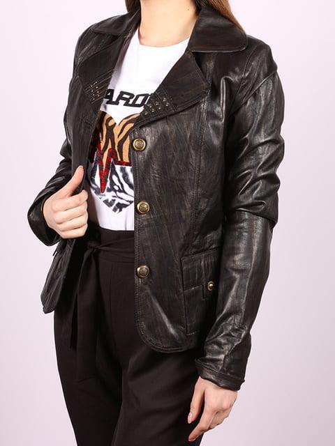 Куртка темно-коричневая Jakko 5034416