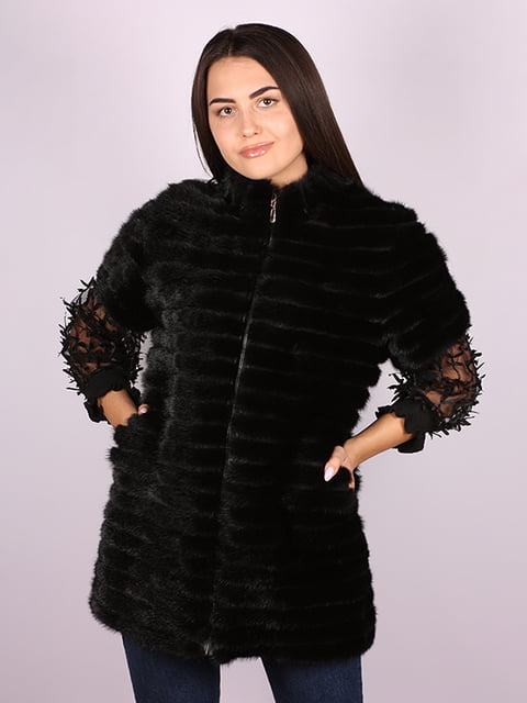 Жилет чорний Jakko 5034466