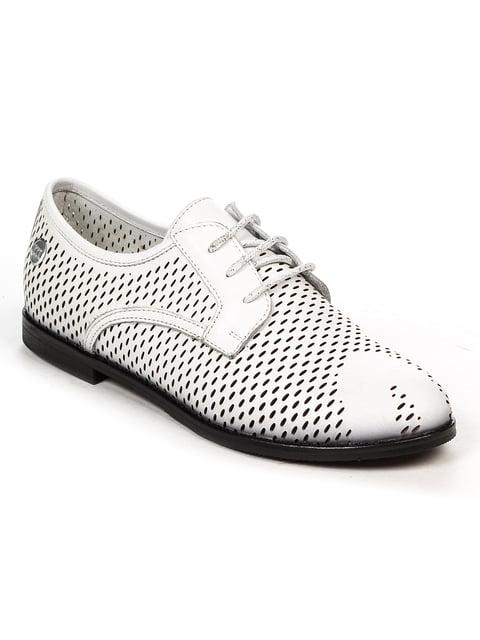 Туфли белые Mammamia 4915422