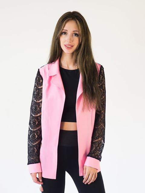 Жакет розовый Podium 5035078