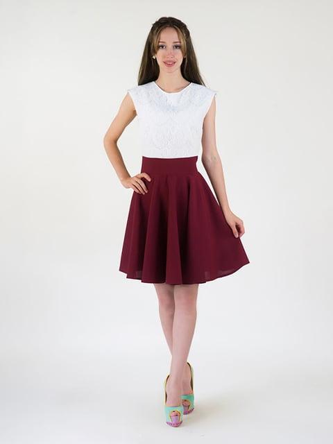 Платье двухцветное Podium 5035108