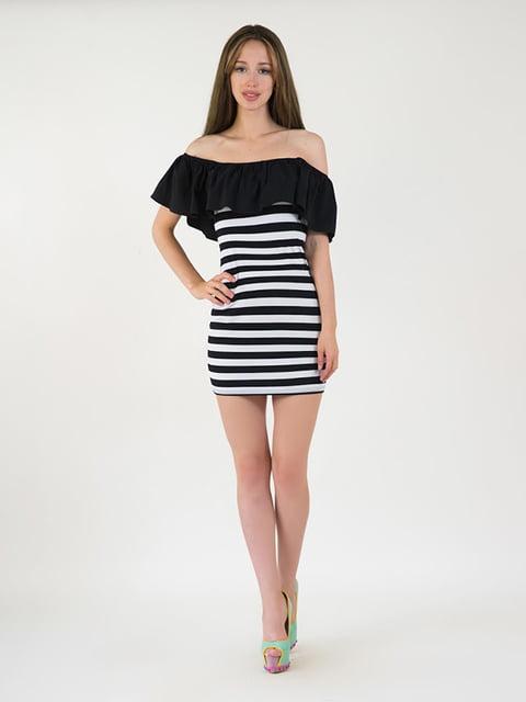 Платье черное Podium 5035124