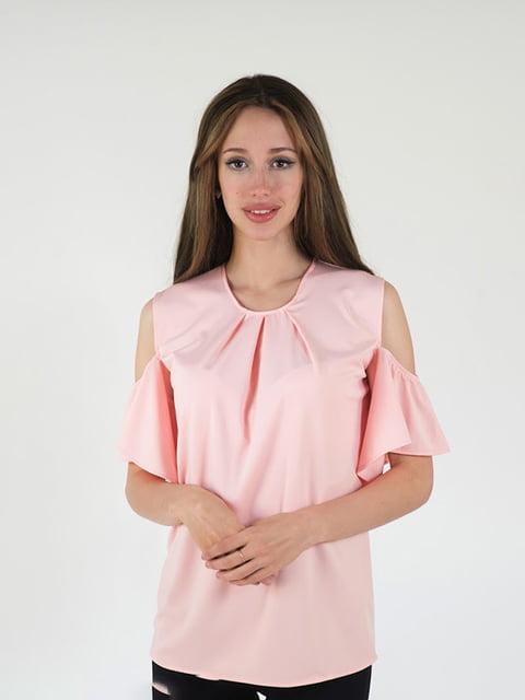 Блуза розовая Podium 5035149