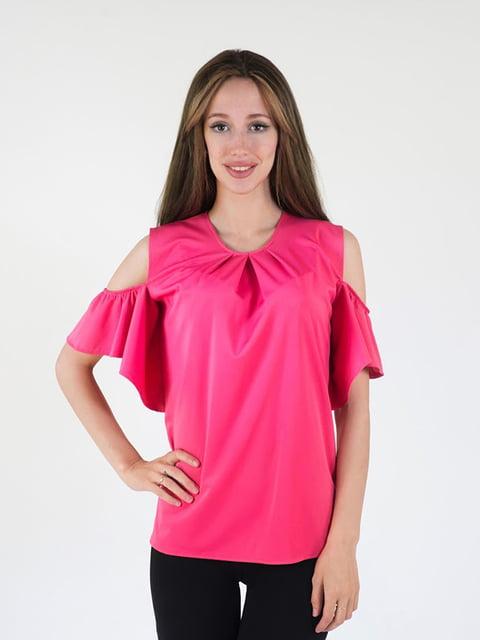 Блуза розовая Podium 5035150