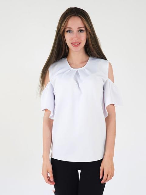 Блуза белая Podium 5035155