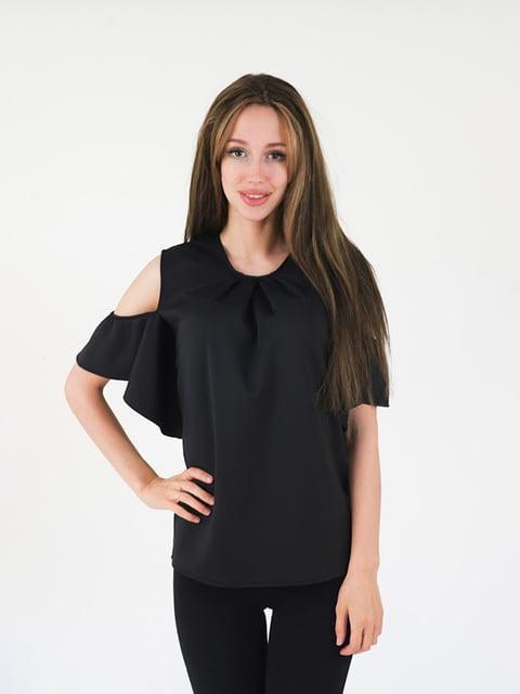 Блуза черная Podium 5035156