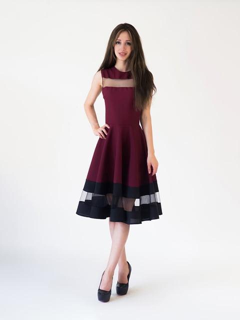 Платье двухцветное Podium 5035160