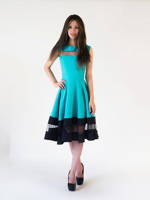 Платье двухцветное Podium 5035161