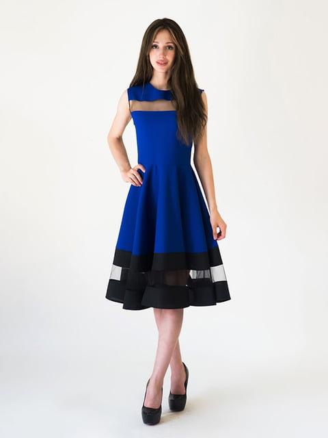 Платье двухцветное Podium 5035165