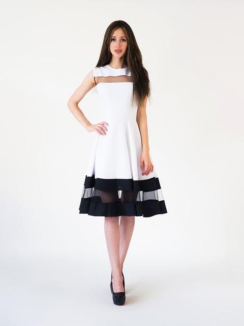 Платье двухцветное Podium 5035168