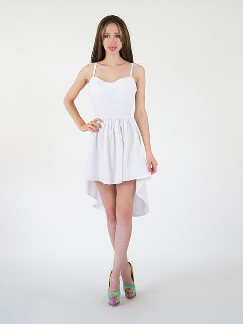 Платье белое Podium 5035195