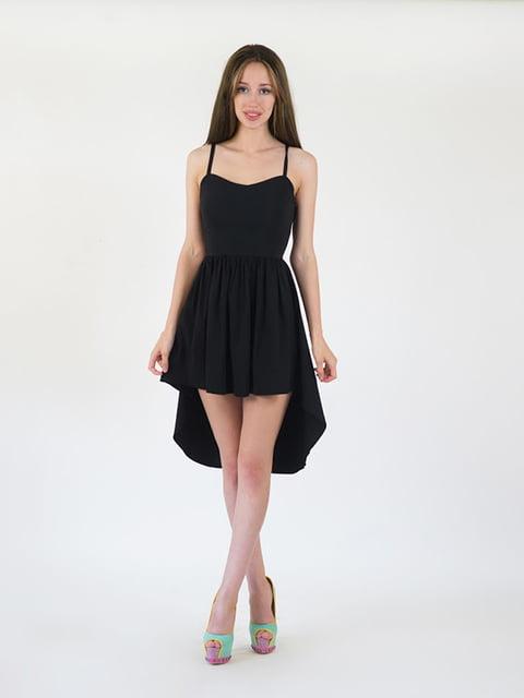 Платье черное Podium 5035196