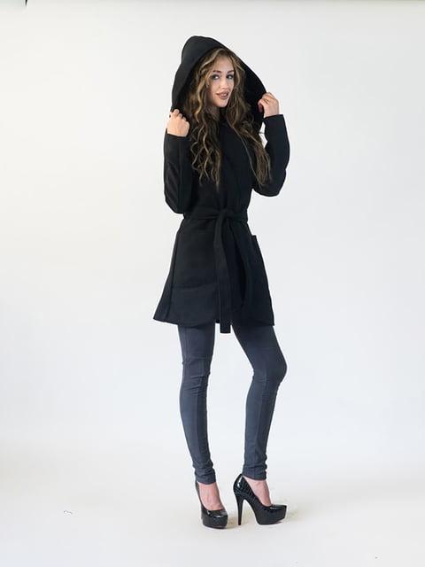 Пальто черное Podium 5035242