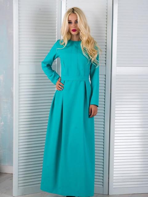 Платье мятного цвета Podium 5035308