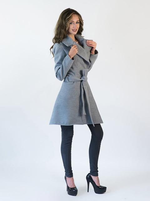 Пальто серое Podium 5035315