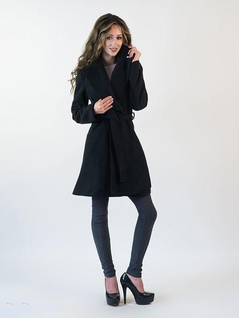 Пальто черное Podium 5035316