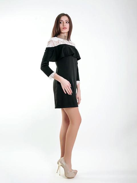 Платье черное Podium 5035423