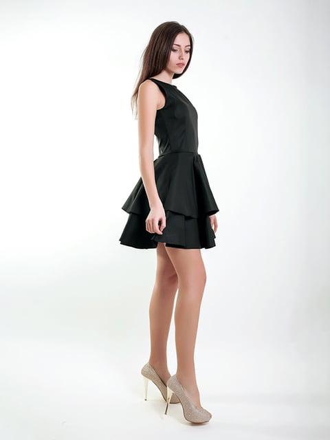 Платье черное Podium 5035429
