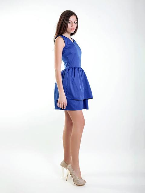 Платье синее Podium 5035440