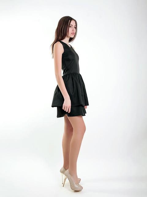 Платье черное Podium 5035442