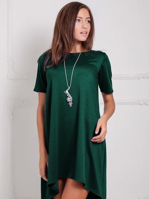 Платье зеленое Podium 5035481