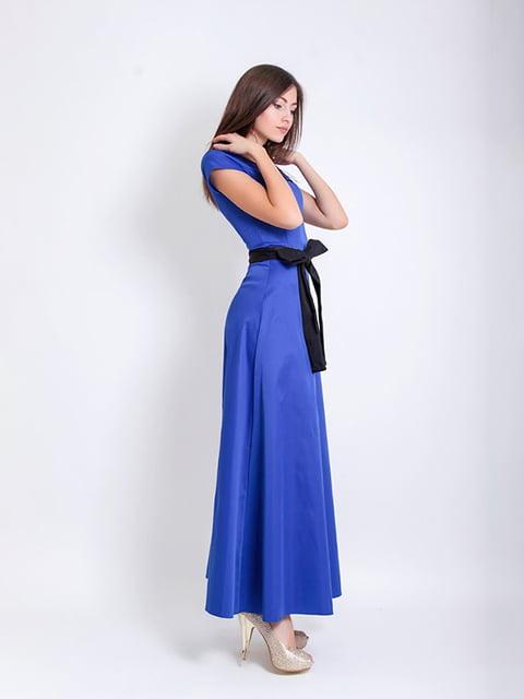 Платье синее Podium 5035484