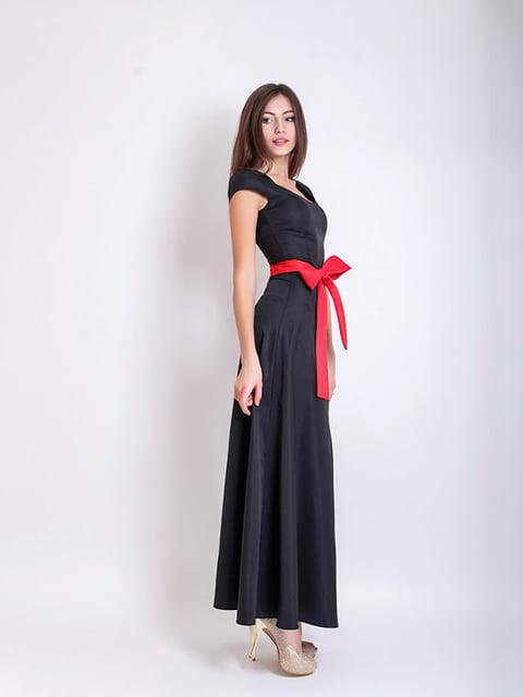 Платье черное Podium 5035486