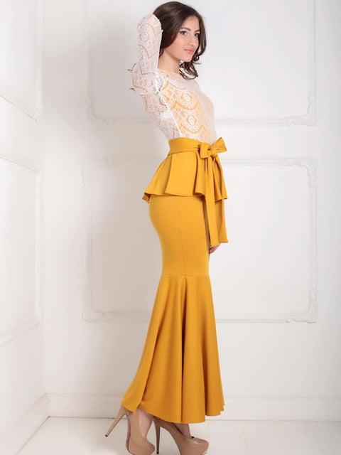 Платье двухцветное Podium 5035517