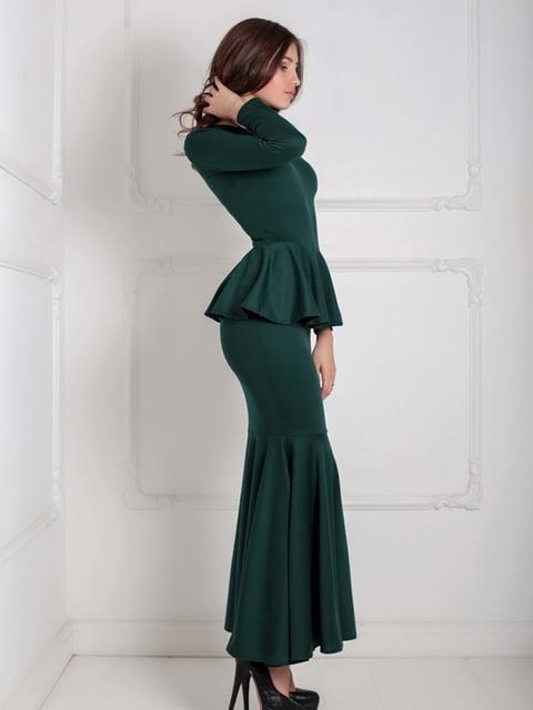 Платье зеленое Podium 5035532