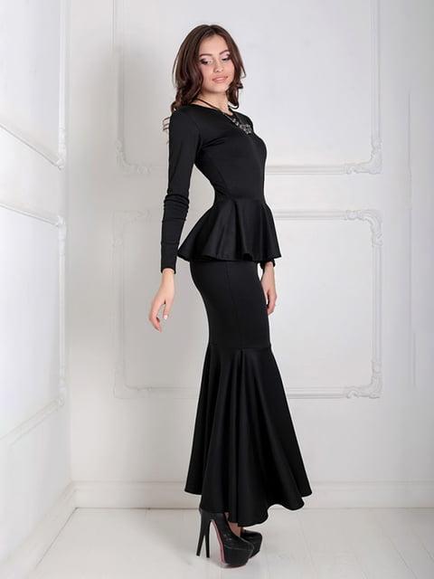 Платье черное Podium 5035539