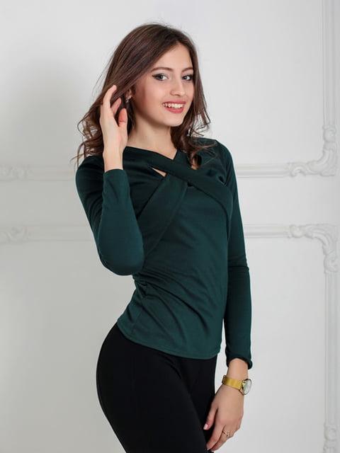 Джемпер зеленый Podium 5035568