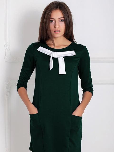 Платье зеленое Podium 5035676