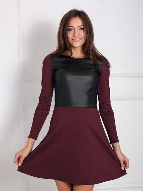Платье двухцветное Podium 5035687
