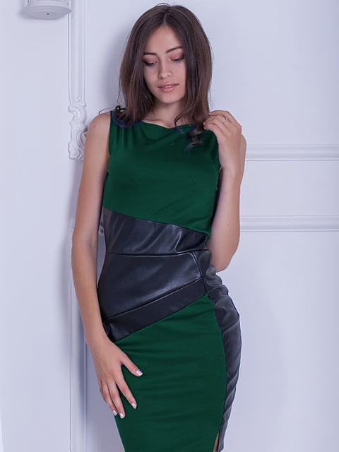 Платье двухцветное Podium 5035709