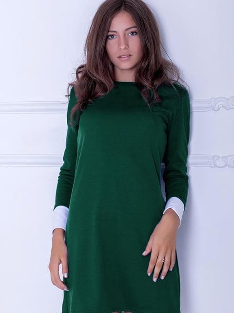 Платье зеленое Podium 5035712