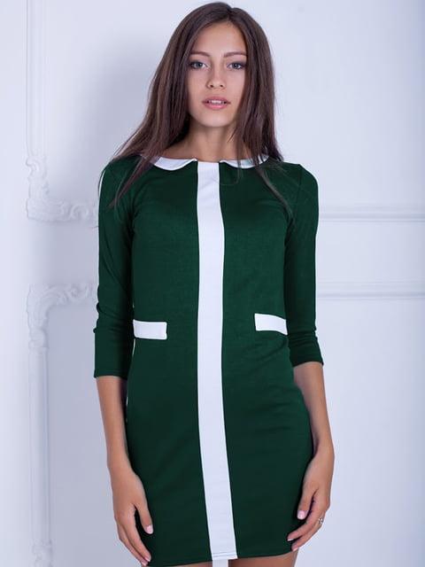 Платье зеленое Podium 5035763