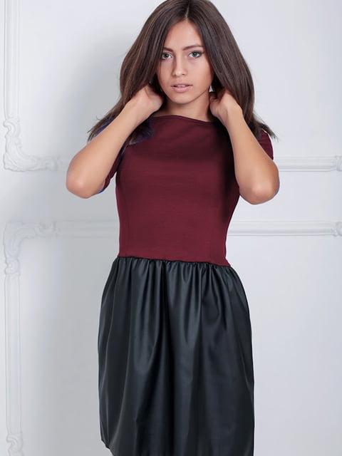 Платье двухцветное Podium 5035833