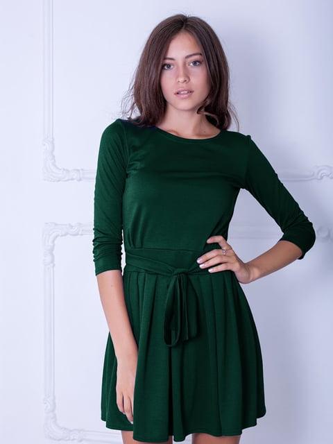 Платье зеленое Podium 5035843