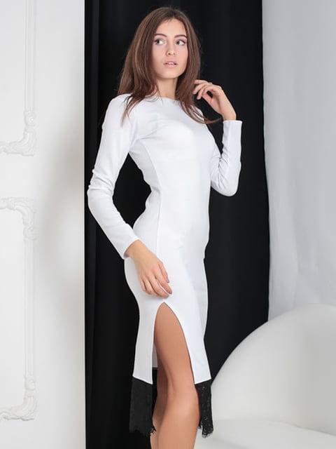 Платье белое Podium 5035872