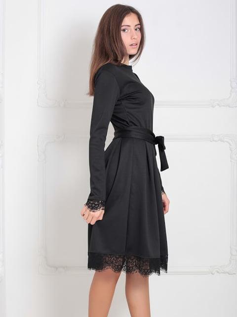 Платье черное Podium 5035881
