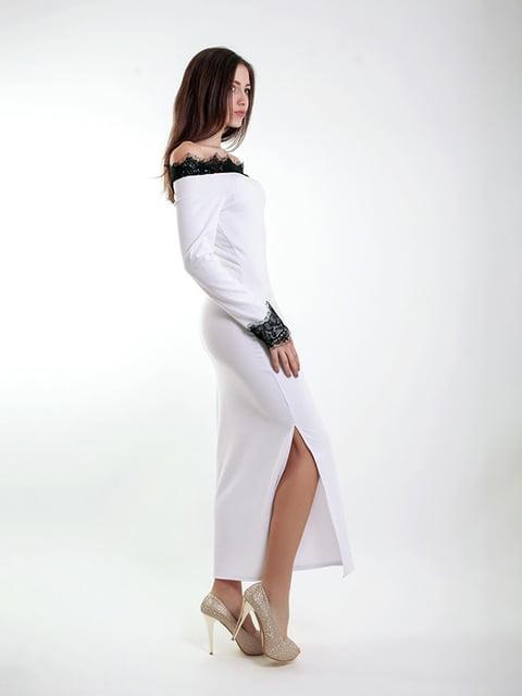 Платье белое Podium 5035904