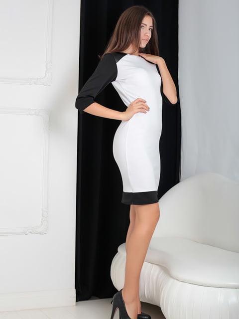Платье белое Podium 5035999