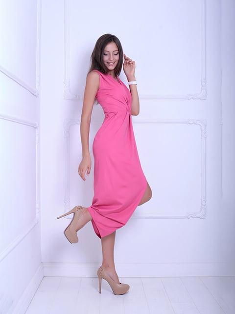 Платье розовое Podium 5036099