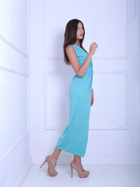 Платье мятного цвета Podium 5036100