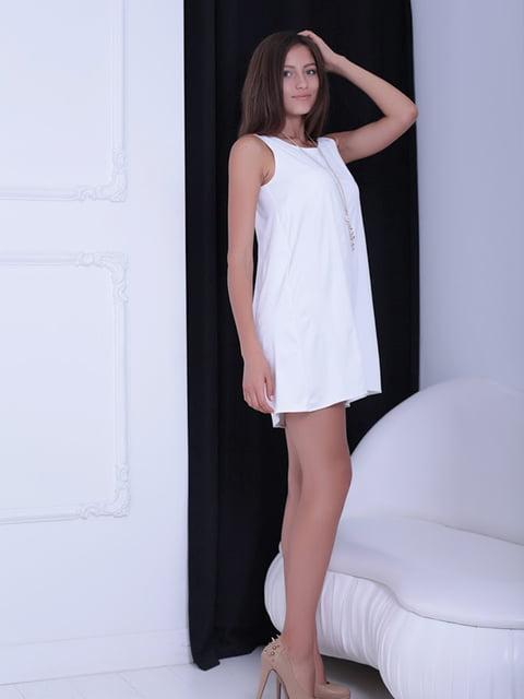 Платье белое Podium 5036135