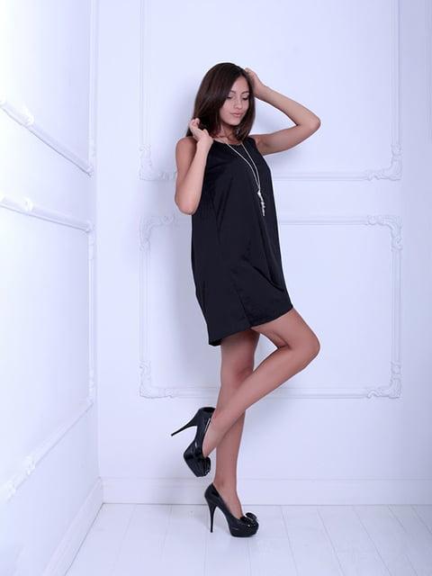 Платье черное Podium 5036136