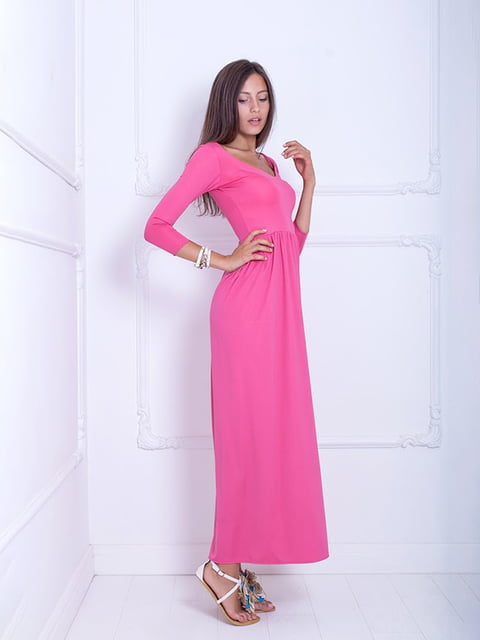 Платье розовое Podium 5036146