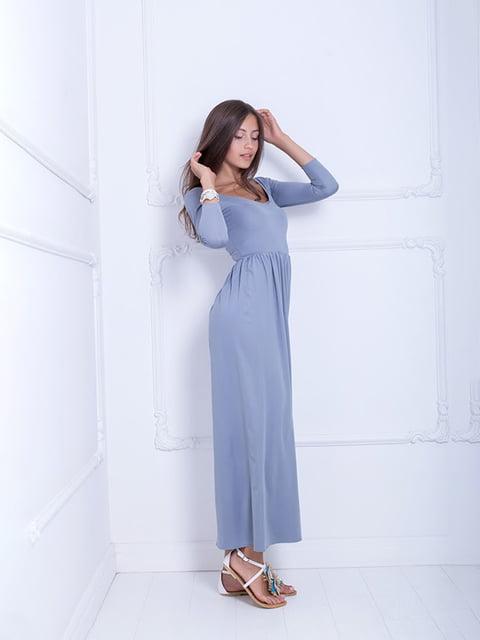 Платье серое Podium 5036150