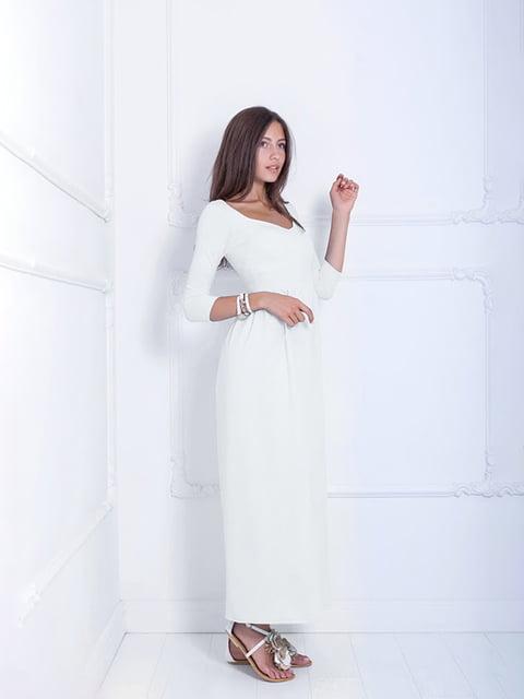 Платье белое Podium 5036151