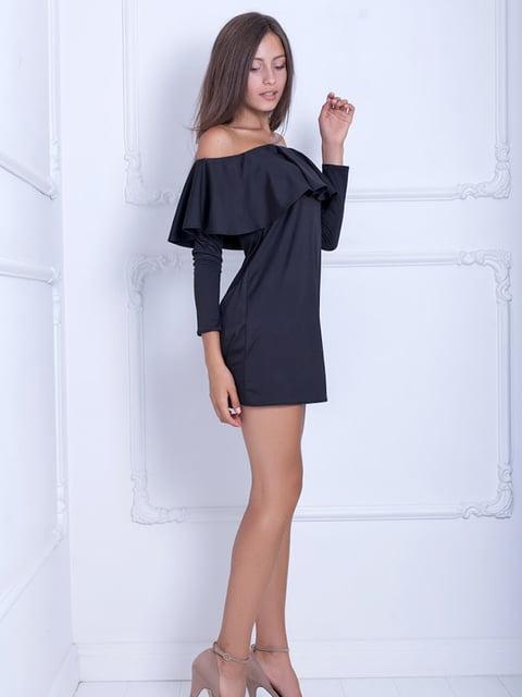 Платье черное Podium 5036183
